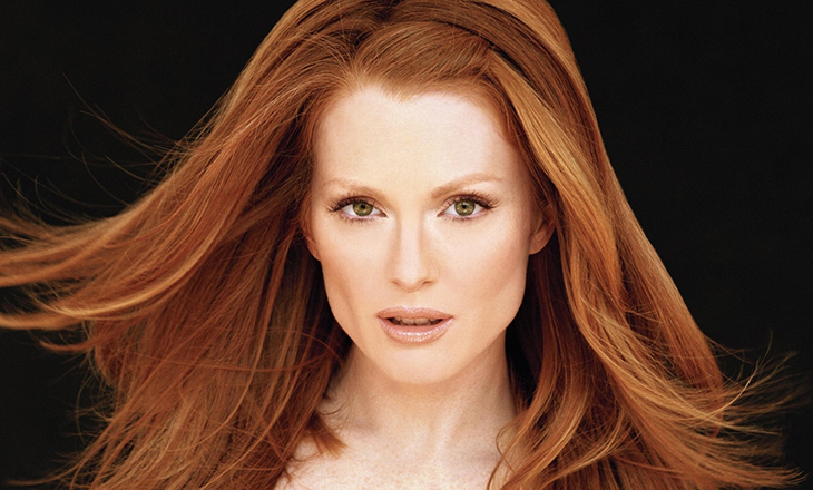 ruivas: julianne moore