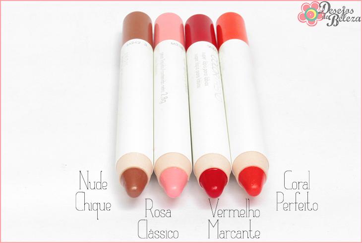 color trend avon - super lápis para lábios detalhes