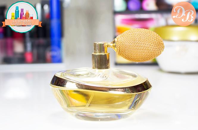 Perfume: Lily, O Boticário