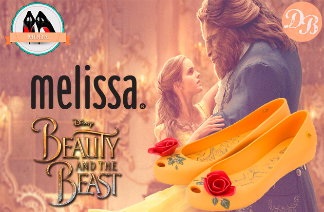 Melissa Ultragirl + Beauty and The Beast