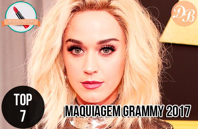 Top 7: Maquiagem Grammy 2017