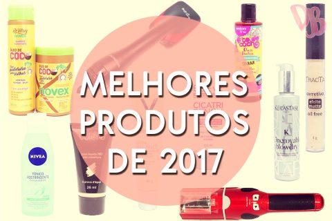 Melhores produtos de 2017