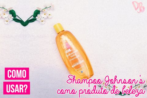 Como usar: Shampoo Johnson's