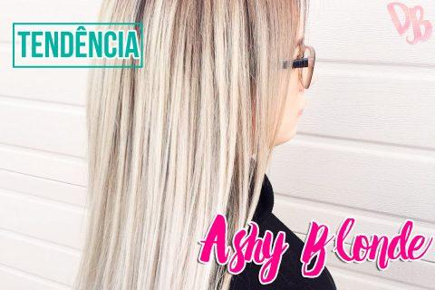 Tendência: Ashy Blonde