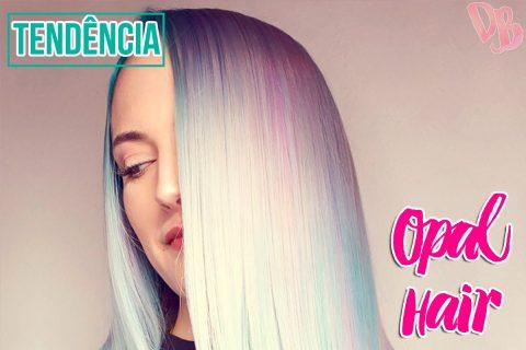 Tendência: Opal Hair